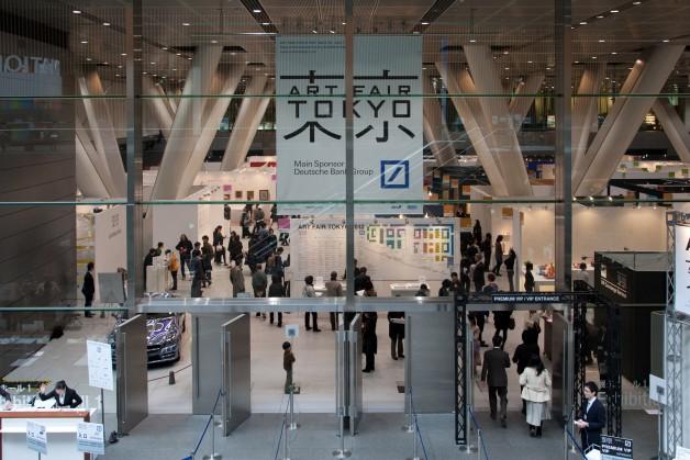 ART FAIR TOKYO 2012  ©  ART FAIR TOKYO 2012 / photo : Munetoshi IWASHITA